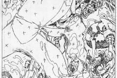 Witchblade #500 - last page.