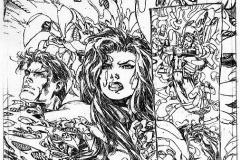 Witchblade #500 page 13